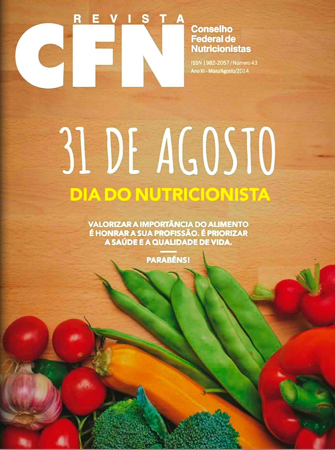 Edição 43 Março/Agosto 2014