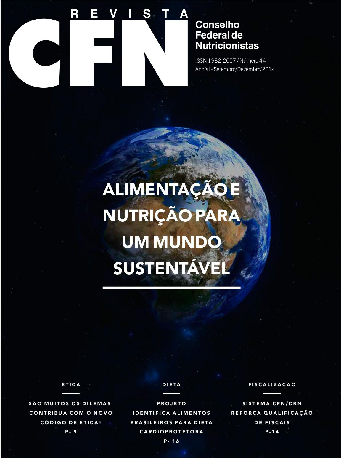 Edição 44 Setembro/Dezembro 2014