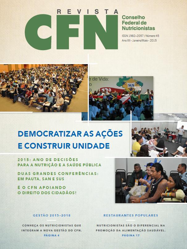 Edição 45 Janeiro/Maio 2015