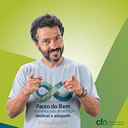 Banner site CFN Pacto 250x250 Pacto do Bem, a corrente pela alimentação saudável e adequada. #DesafioCFN   2015/2016
