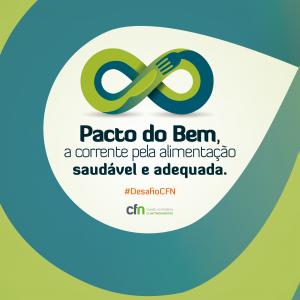 Post Facebook 1 300x300 Pacto do Bem, a corrente pela alimentação saudável e adequada. #DesafioCFN   2015/2016