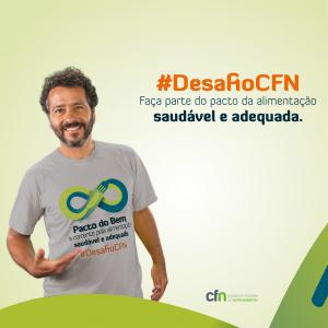 Post Facebook 3 300x300 Pacto do Bem, a corrente pela alimentação saudável e adequada. #DesafioCFN   2015/2016
