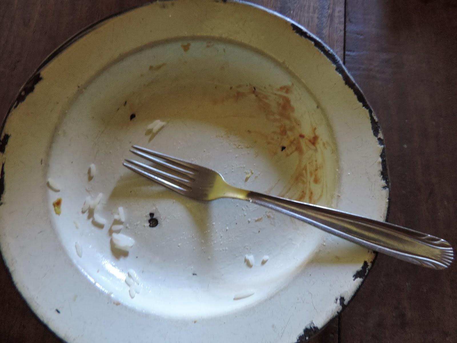 prato-de-comida-vazio fome - foto internet