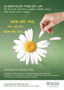 Folder A5 frente 215x300 Folder Alimentação Fora do Lar