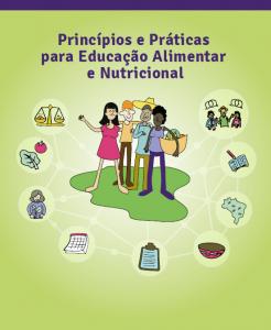 Imagem capa EAN 246x300 Princípios e Práticas para Educação Alimentar e Nutricional