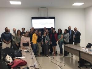 Conselheiras(os) Federais de saúde participara da 43ª reunião do Fórum Permanente do Mercosul para o Trabalho em Saúde, em Brasília
