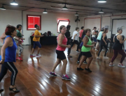 Aula de dança no Sesc Pompeia Foto: Alex Silva/Estadão